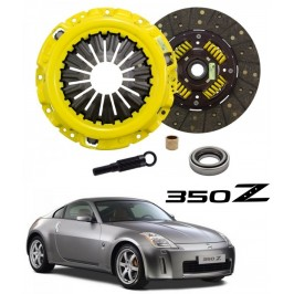 NZ1-HDSS - HD/Perf Street Sprung pour Nissan 350Z 280 et 300ch