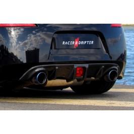 Diffuseur arrière en carbone pour Nissan 370Z après 2009 (non Nismo)