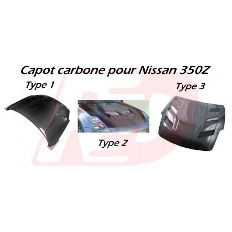 Capot avant pour Nissan 350Z