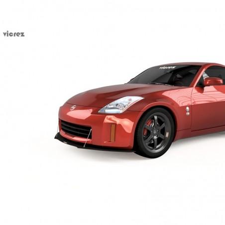 Nissan 350z 2003-2008 OEM Lame de pare-choc avant vz100955