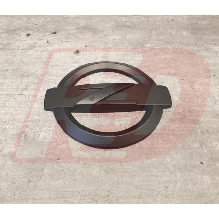 copy of Logo Z avant et arrière chrome et carbone 350Z Nissan Evo-R