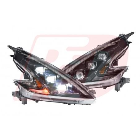 copy of pare-choc avant Vis Racing style NSM pour 350Z