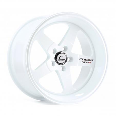 XT-005R Wheel White 18x9 +25mm 5x114.3