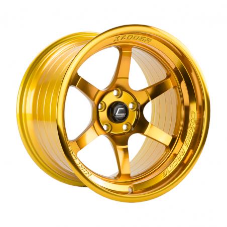 XT-006R Hyper Gold Wheel 18x11 +8mm 5x114.3