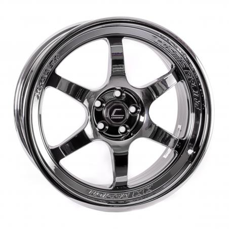 XT-006R Black Chrome Wheel 18x9 +30mm 5x100