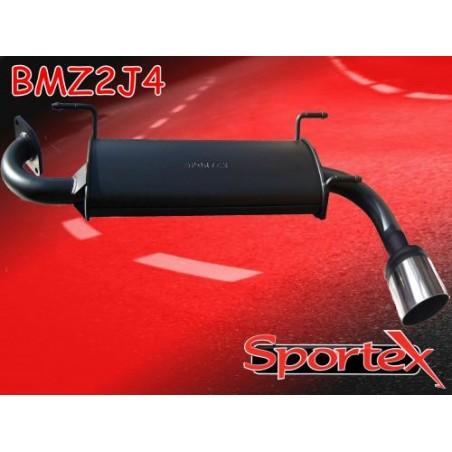 copy of Mazda MX-5 Mk3 (NC) 1.8L & 2.0L 05-14 Decata & Centre Section MZ19