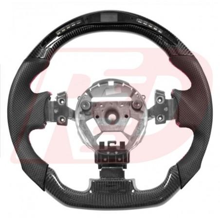 Volant carbone personnalisable pour Nissan 350Z Z33