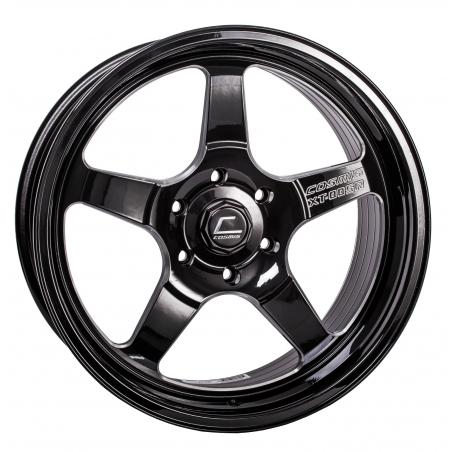 XT-005R Black w/ Machined Spoke Wheel 20x9.5 +15mm 6x139