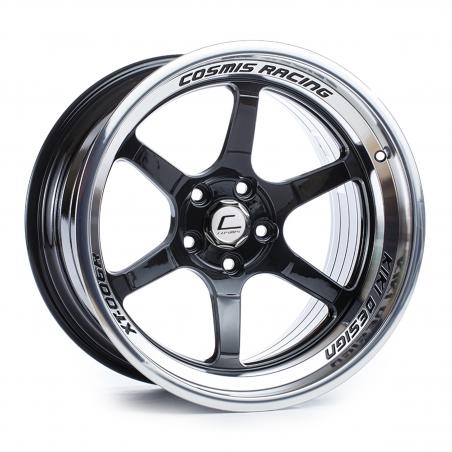 XT-006R White Wheel 20x9.5 +10mm 5x114.3