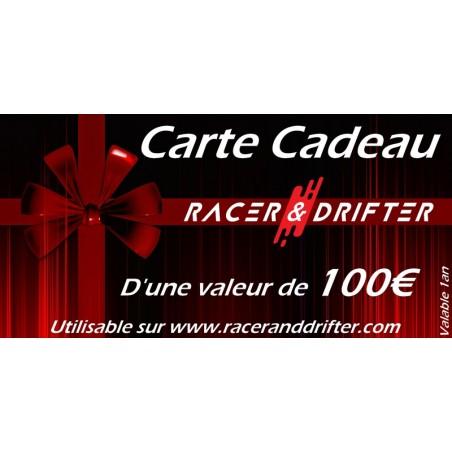 copy of Carte cadeau de 10€ R&D
