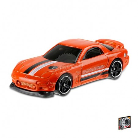 copy of Mazda RX-7 Koni grise 1985 Hot Wheels375