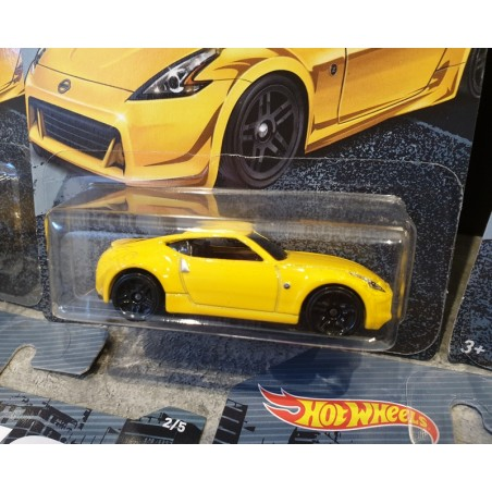 copy of Nissan 300ZX Twin Turbo Hot Wheels352