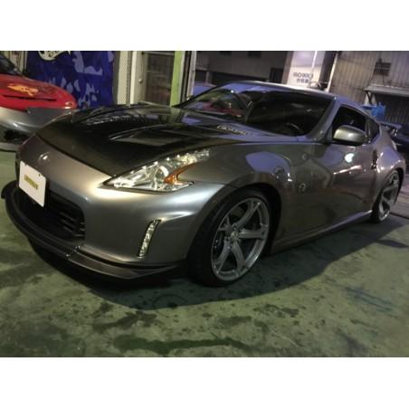 Lame avant carbone 370z 2013/... Nissan