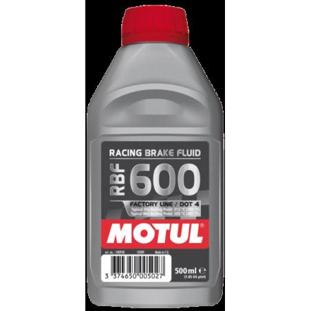 RBF600 liquide de frein et d'embrayage Motul