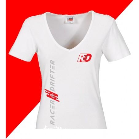 T-shirt femme manches courtes R&D