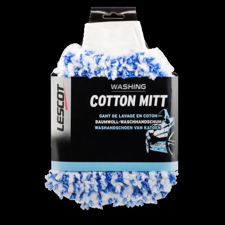 Washing Glove - Gants de lavage en coton Lescot by Motul