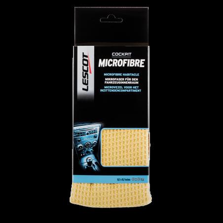 Waffle Microfiber - Microfibre pour plastique Lescot by Motul