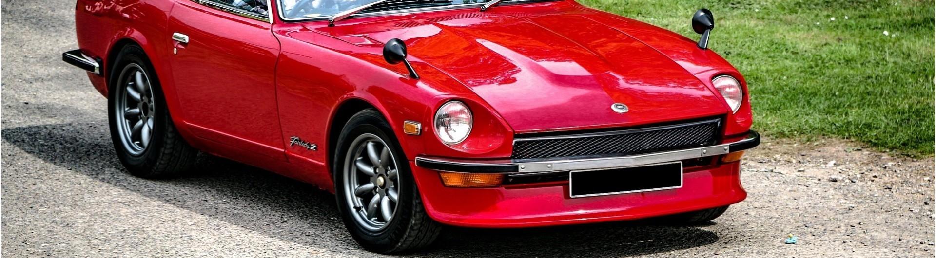 Sélectionné votre voiture parmi les modèles sportif de la gamme Datsun