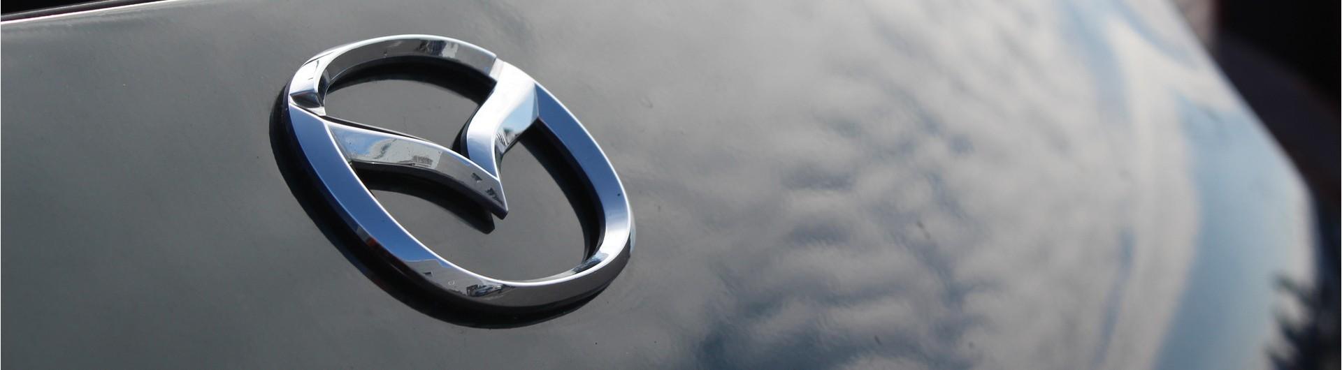Sélectionné votre voiture parmi les modèles  sportif de la gamme Mazda