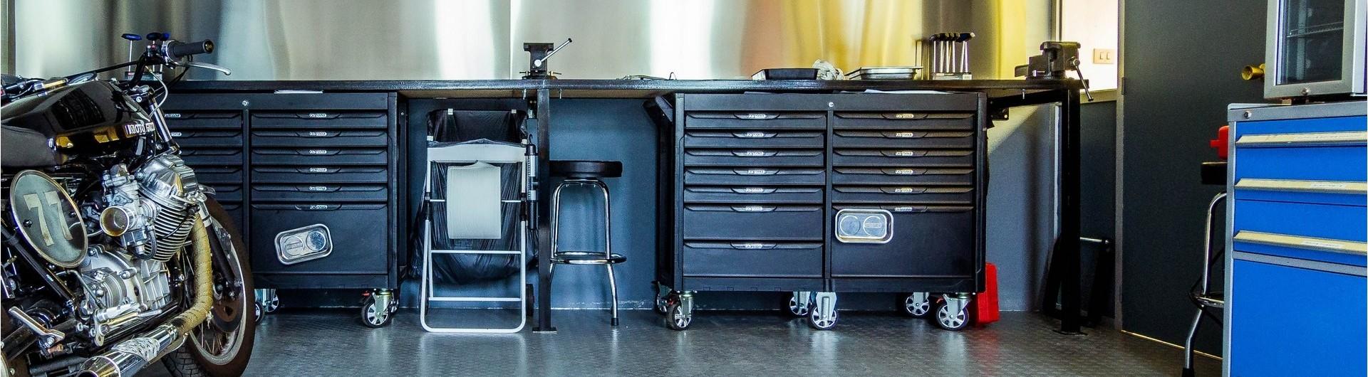 Retrouvé les accessoires et l'équipement pour votre atelier ou garage