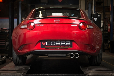 catback cobra mazda MX5 ND